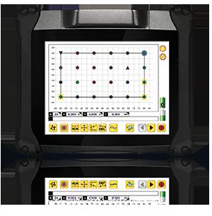 DU 320 UMPC robuster touchscreen PC