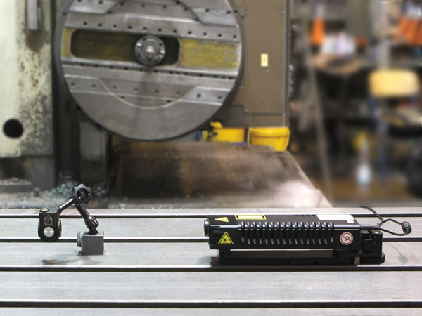 Distance measurement with extreme accuracy