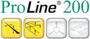 proline®_200 – Straightness, Flatness, Level