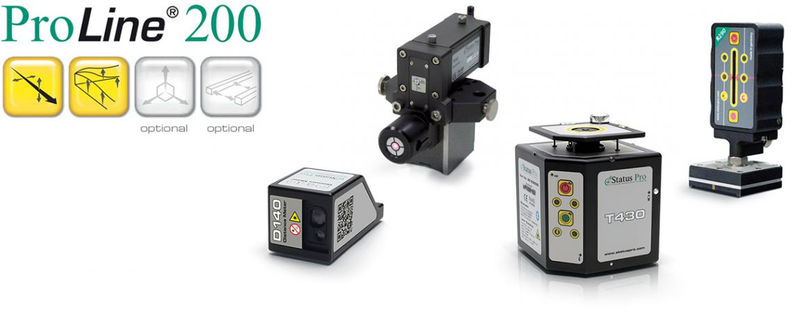ProLine200 basic parts
