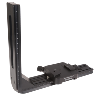 90° Adapter for T430 mounting with Interface for T430