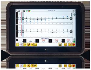 DU 420 Robuster UMPC mit Touchscreen