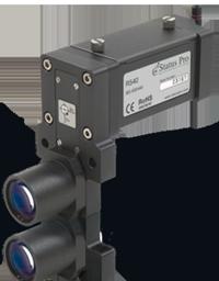 R540 PSD Laserempfänger mit abgewinkeltem Kopf und Bluetooth