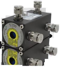T250 hochpräziser Punktlaser zu Maschinenvermessung