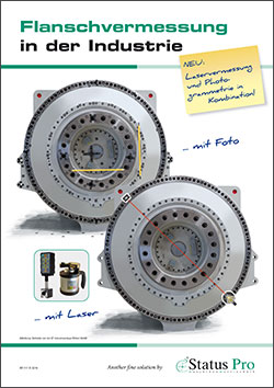 Flange Measurement in the industry