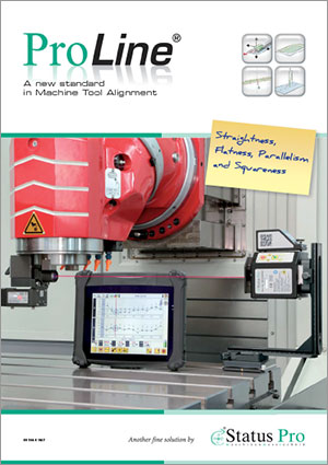 ProLine �  Alignment and Calibration of Machine Tools