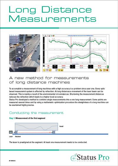 Long Distance Measurements